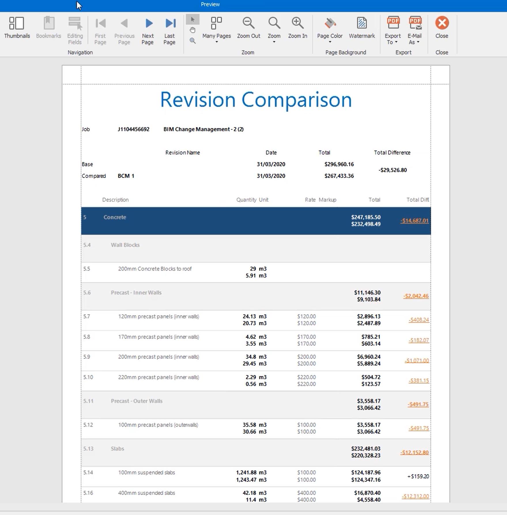 Job Revision Report-1