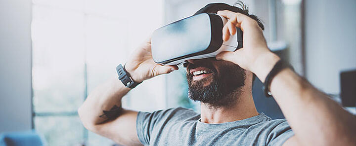 Virtual reality in commercial construction