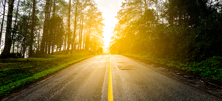 Blog - in text image - thin - road ahead