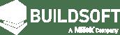 Buildsoft - A MiTek Company - White Logo