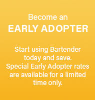 CTA Tile - Become an Early Adopter - gold