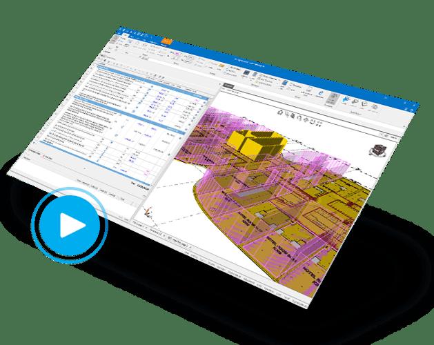 Cubit Estimating - Video Play Screenshot - 3D visualisation